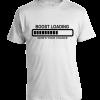 Boost Loading. T-shirt personalizada para os amantes dos carros.