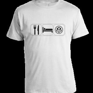 Comida Cama VW