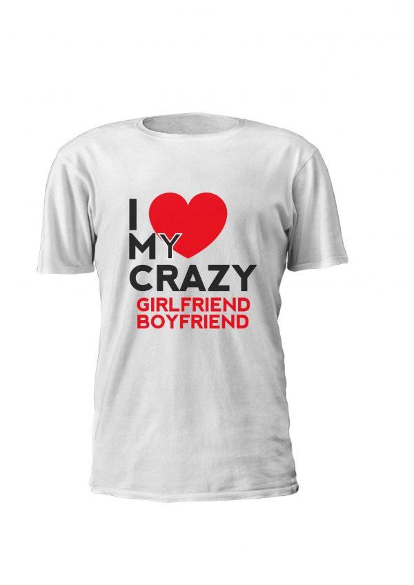 I Love you Crazy