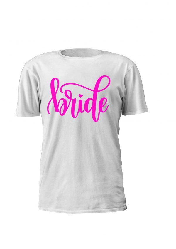 Bride - Estampagem personalizada, t-shirt, Sweatshirt, Sweatshirt com capuz