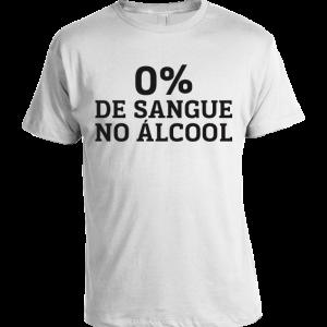 0% de Sangue no Alcool