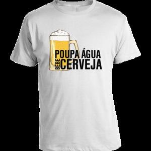 Poupa Água Bebe Cerveja