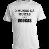 Muitas vodkas