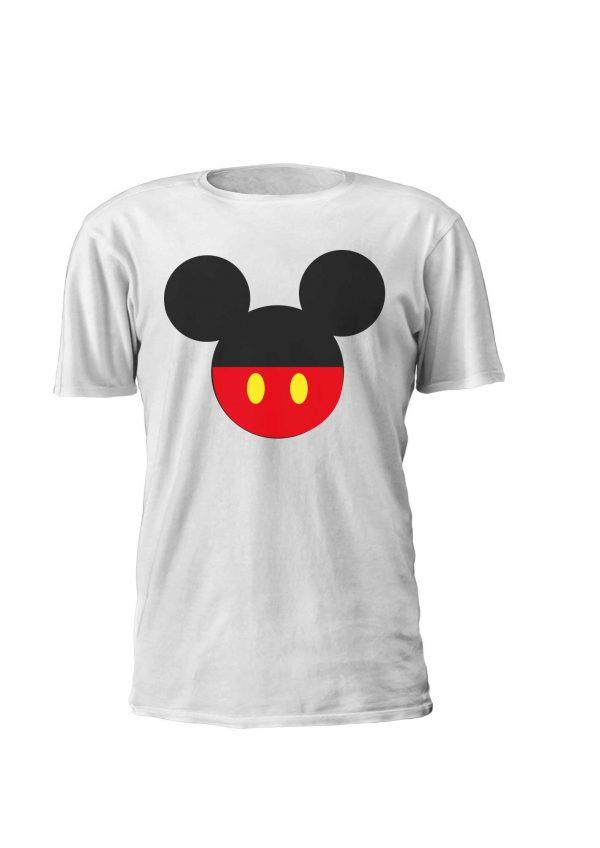 Mickey - Estampagem personalizada, t-shirt, Sweatshirt, Sweatshirt com capuz