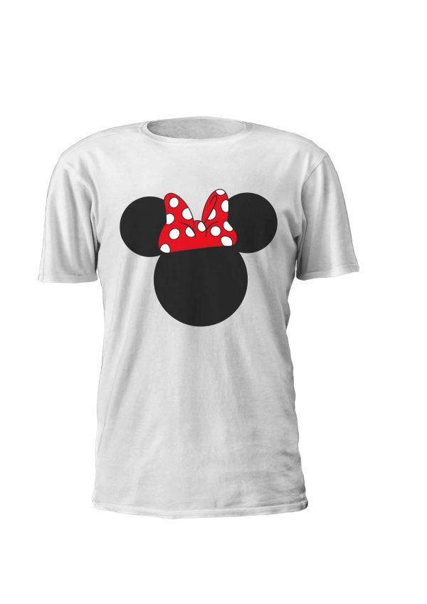Minnie - Estampagem personalizada, t-shirt, Sweatshirt, Sweatshirt com capuz