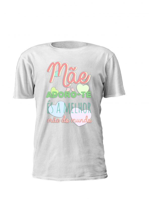 Mae, Adoro-te - Estampagem personalizada, t-shirt, Sweatshirt, Sweatshirt com capuz