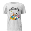 T-shirt de criança Disney Family