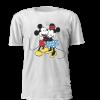 T-shirt criança Minnie e Mickey