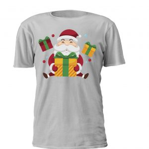Pai Natal com Presentes