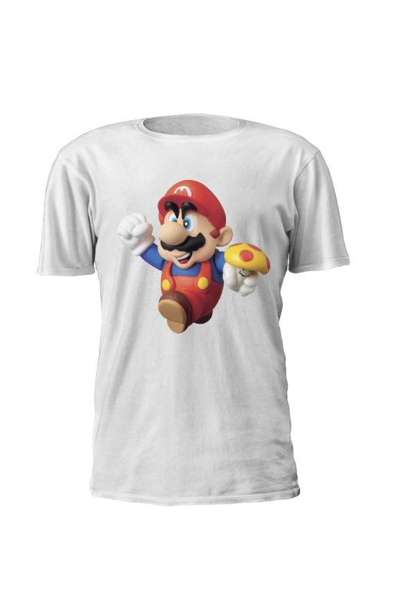 Revenge the 90's! Agora já podes ter a tua t-shirt ou sweatshirt inspirada no Super Mário! Disponível para homem e mulher do S ao XL em Branco, Cinza e Preto!
