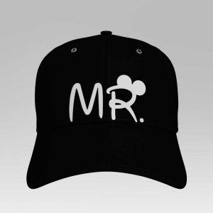 Mr Baseball Cap