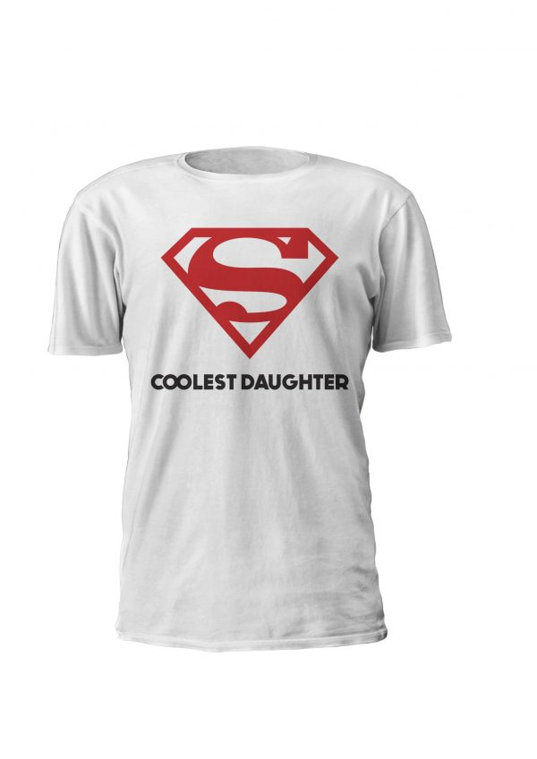 Coolest Daughter - Design para toda a tua Super familia