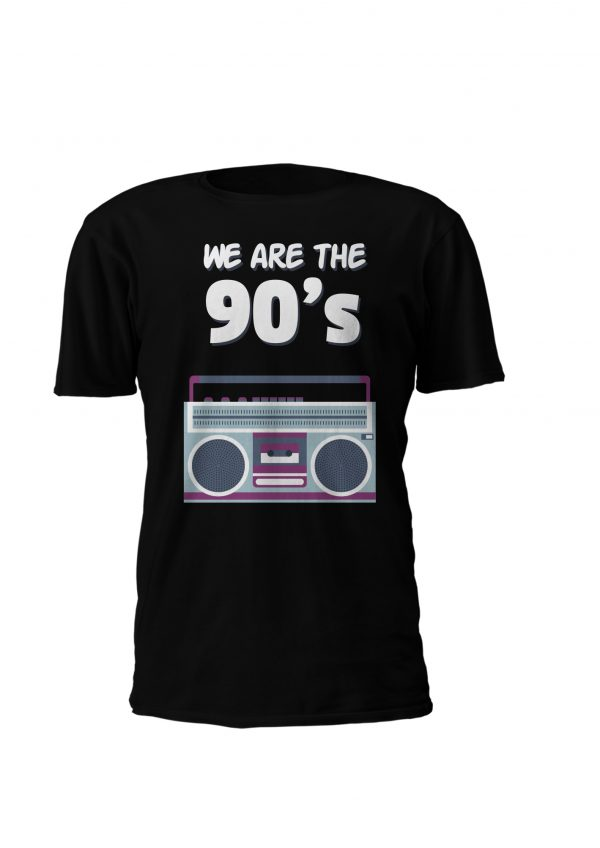 we are the 90s