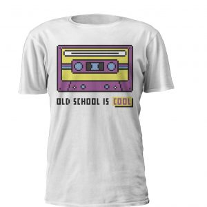 Old school is cool